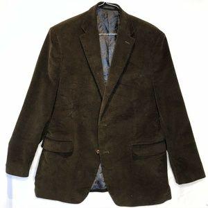 Ralph Lauren Corduroy Mens Size 44L Sportscoat